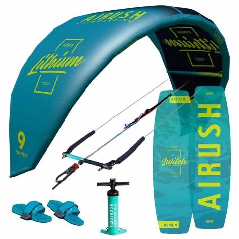 Airush Lithium V12 + Switch Kite Set