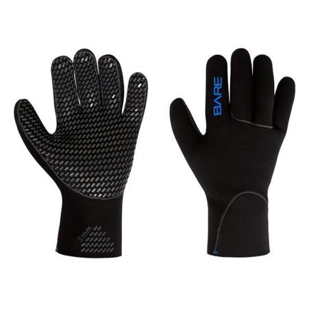 Bare Glove 5mm Black