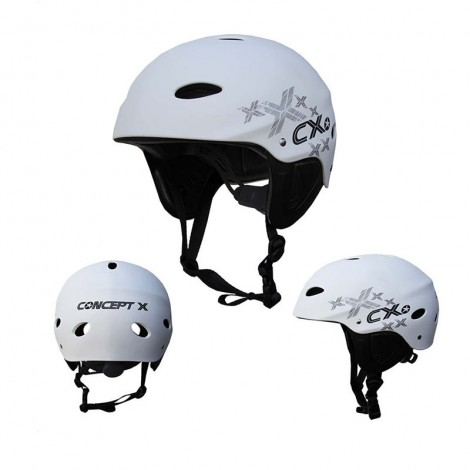 Concept X Helm Weiß