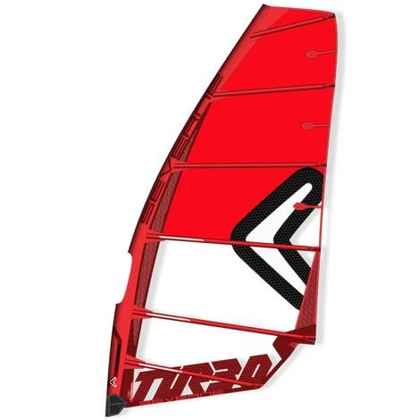 Severne Turbo GT 2021 Rot