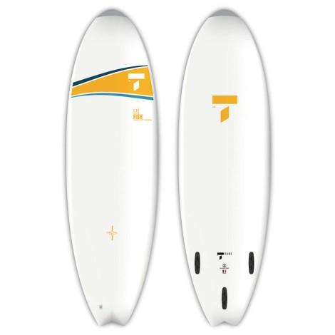 Tahe 5.10 Fish Surfboard