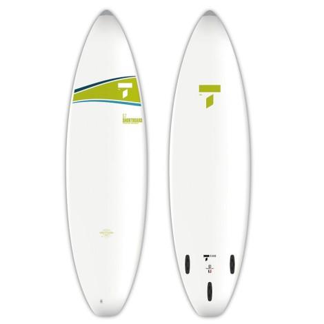 Tahe 6.7 Shortboard Surfen