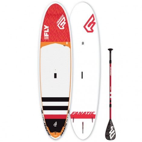 Fanatic Fly Pure 11.2 + Center Finne