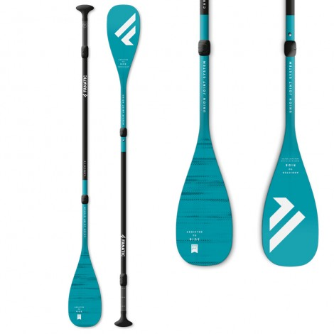 Fanatic Paddel Carbon 35% 3 Piece