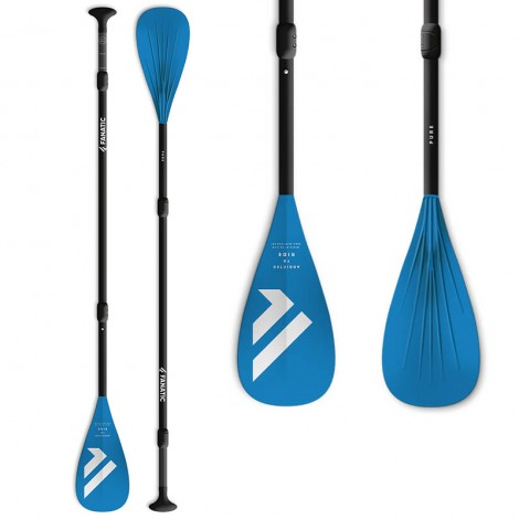 Fanatic Paddel Pure Carbon 15% 3 Piece