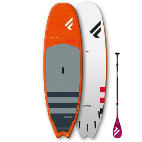 Fanatic Stubby SUP Wave 2020