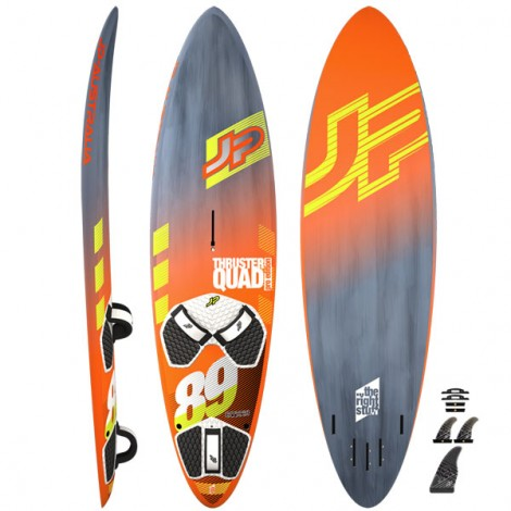 JP Thruster Quad Wave 2018