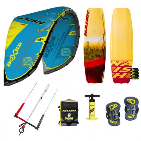 Naish Boxer + Motion Set