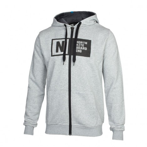 North Kite Zip Hoody Team