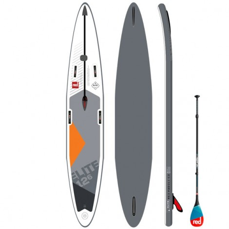 Red Paddle Elite 12.6 x 26 MSL Race