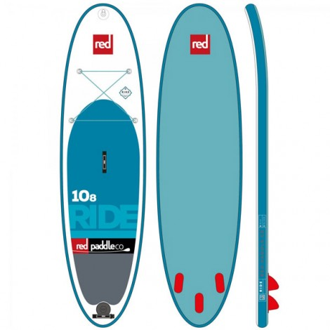 Red Paddle Ride MSL 10.8