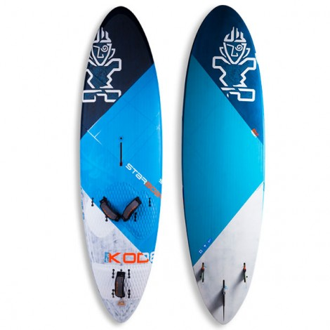 Starboard Kode Freewave Carbon Reflax 2018
