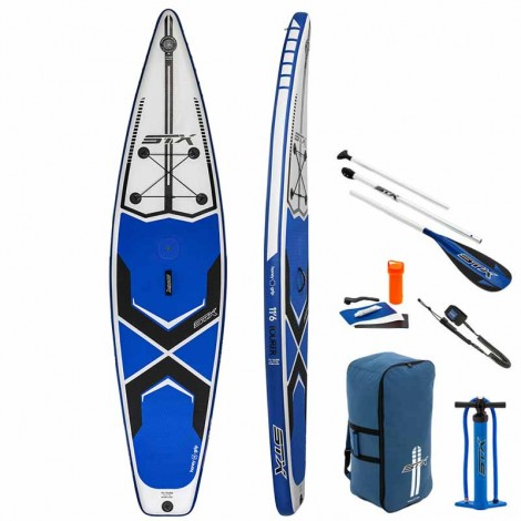 STX Windsurf Tourer Air Sup Set 11.6 Blau