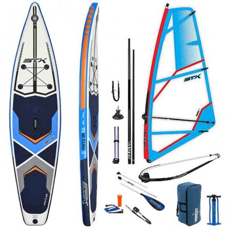 STX Windsurf Tourer Air 11.6 + PowerKid Rig