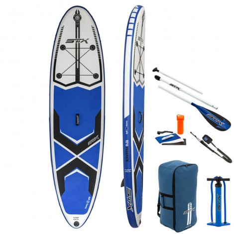 STX Freeride Air Sup Board Set 10.6 Blau