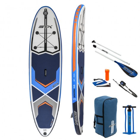 STX Freeride Air Sup Board Set 10.6 Blau/Orange
