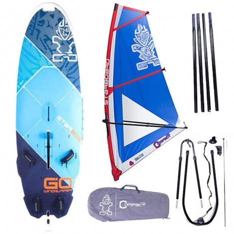 Starboard Go Windsurfer + Compact Rigg