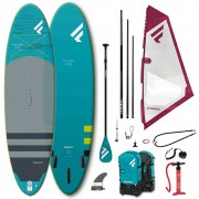 Fanatic Fly Air + Ride Sup Rigg