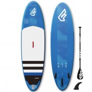 Fanatic Fly Air SUP Board 2019 mit Paddel