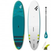 Fanatic Fly Sup Bamboo + Center Finne 2020 + Paddel Pure